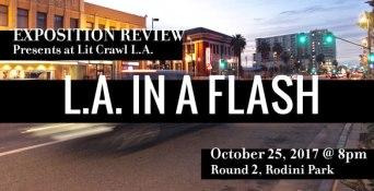 Exposition Review @ Lit Crawl LA