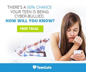 Banner Ad - TeenSafe 2