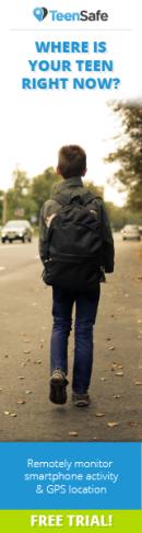 Banner Ad - TeenSafe